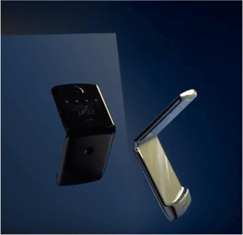 Motorola Razr'dan Görüntüler Sızdı