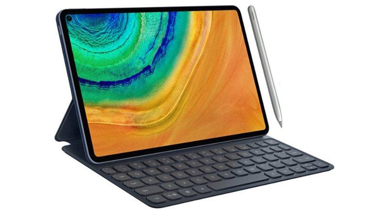 Huawei MatePad Pro, iPad Pro'ya Rakip Olacak