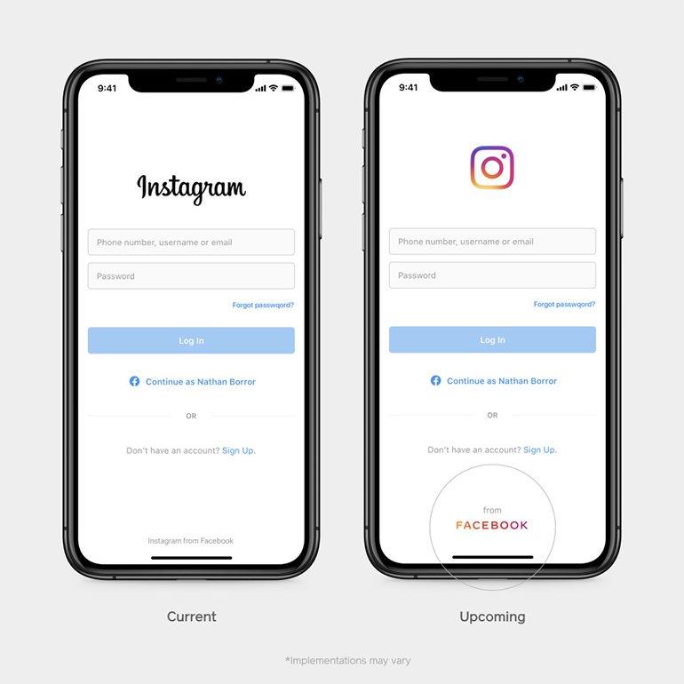 Facebook, Yeni Logosunu Ortaya Çıkardı