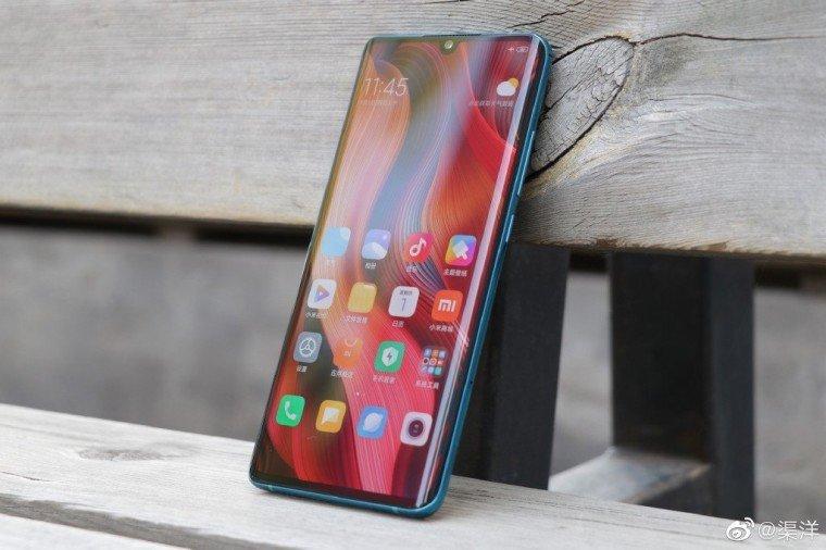 Xiaomi, 108MP Kameralı Mi CC9 Pro'yu Tanıttı