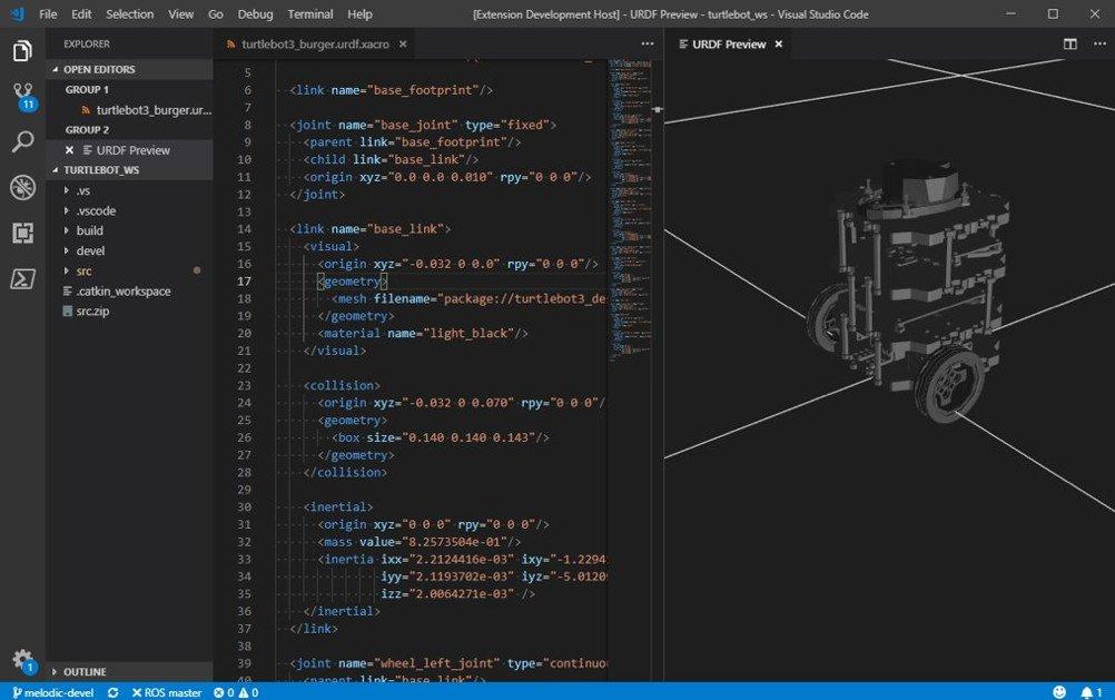 Microsoft'tan Robot İşletim Sistemine Geliştirmeler