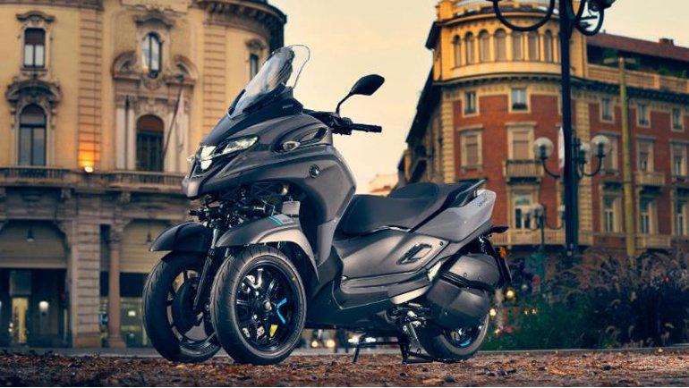Yamaha, 2020 Motosikletlerini Sergiledi