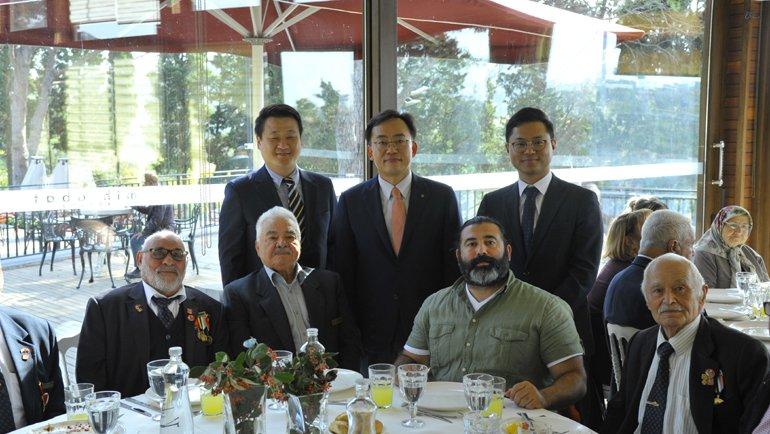 LG Türkiye, Kore Gazileriyle 11. Kez Buluştu