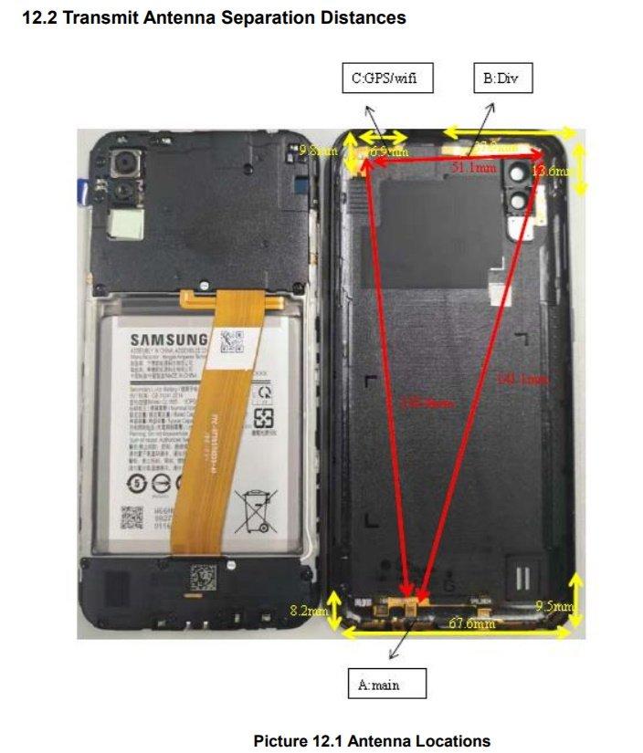 Çift Kameralı Galaxy A01, FCC Onayı Aldı