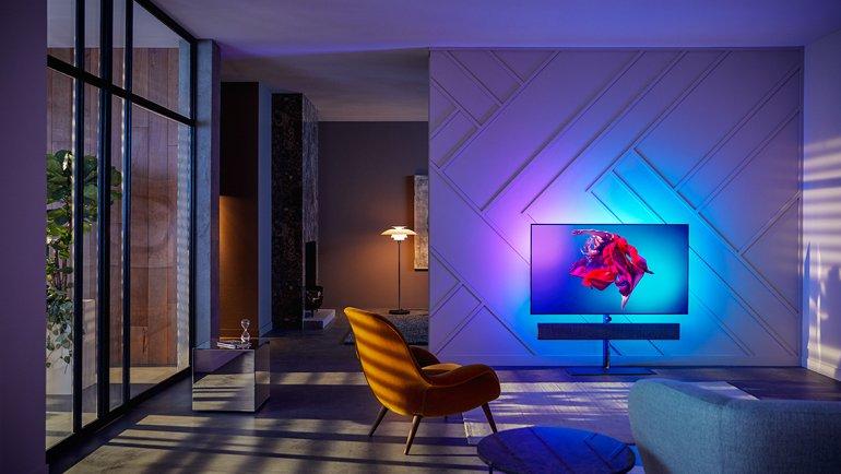 Philips TV, 2 Yeni OLED+ Modelini Tanıttı