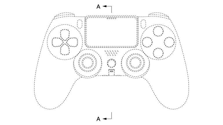 İşte PlayStation 5 DualShock Patent Görüntüleri