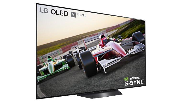 LG OLED TV'lere NVIDIA G-Sync Güncellemesi Geliyor