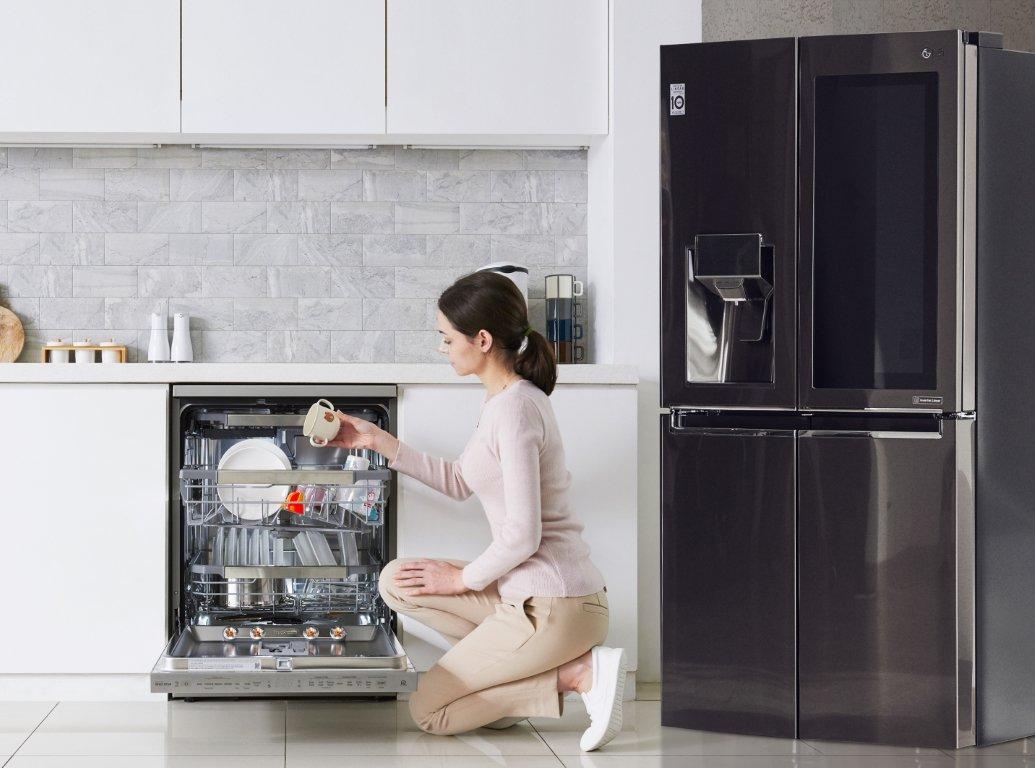 Bulaşık makinelerinde buharlı yıkama devri başladı
