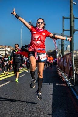 Vodafone İstanbul Maratonunda Bağış Rekoru Kırıldı