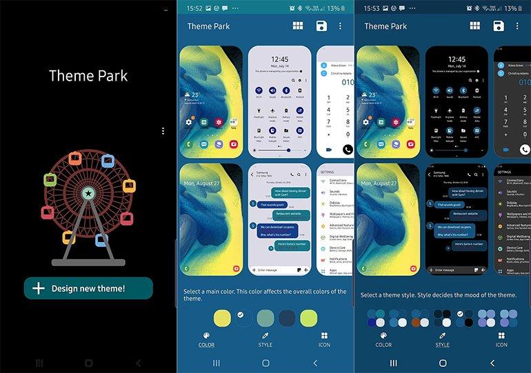 Samsung'tan Galaxy Telefonlar için Yeni Uygulama