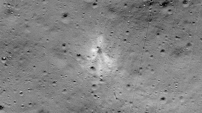 Ay'a İnerken Kaybolan Vikram, Sonunda Bulundu!