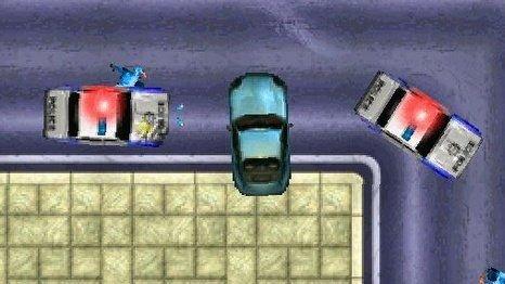 Grand Theft Auto 1'de Otomobil Çalmak