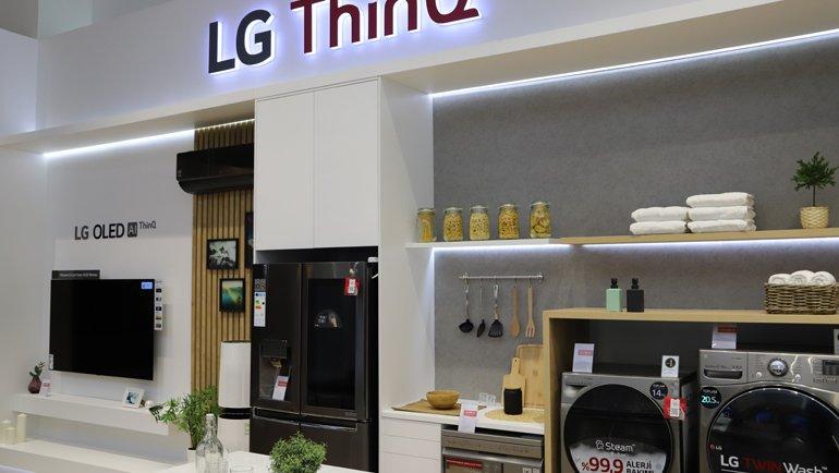 LG ThinQ Deneyim Alanı ile Geleceğe Doğru