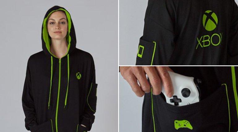 Xbox Onesie, Yeni Bir Renkle Geri Dönüyor!