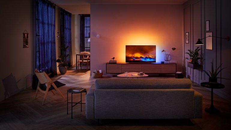 Philips OLED TV, iki testte de birinci
