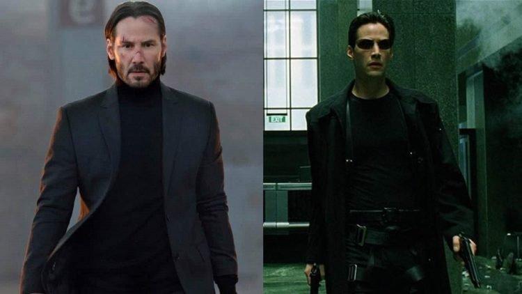 Neo ve John Wick'in hesaplaşma zamanı yakın!