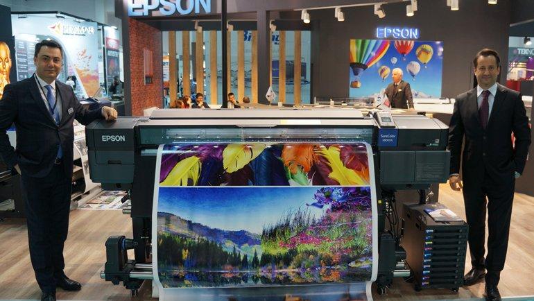 Reklamcılık sektörüne 1.5 litrelik mürekkep avantajı