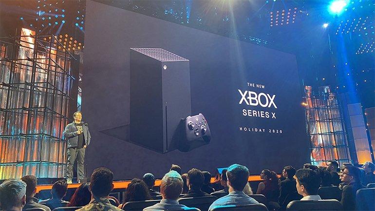 Microsoft, Yeni Nesil Xbox Series X'i Gösterdi