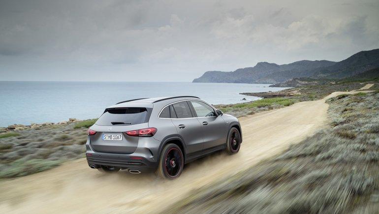 Yeni Mercedes-Benz GLA Tanıtıldı