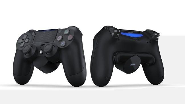 PlayStation 4 Kontrolcüsüne Arka Düğme Aksesuarı