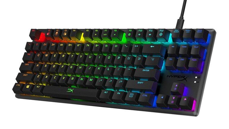 İşte HyperX Alloy Origins Core Tenkeyless RGB!