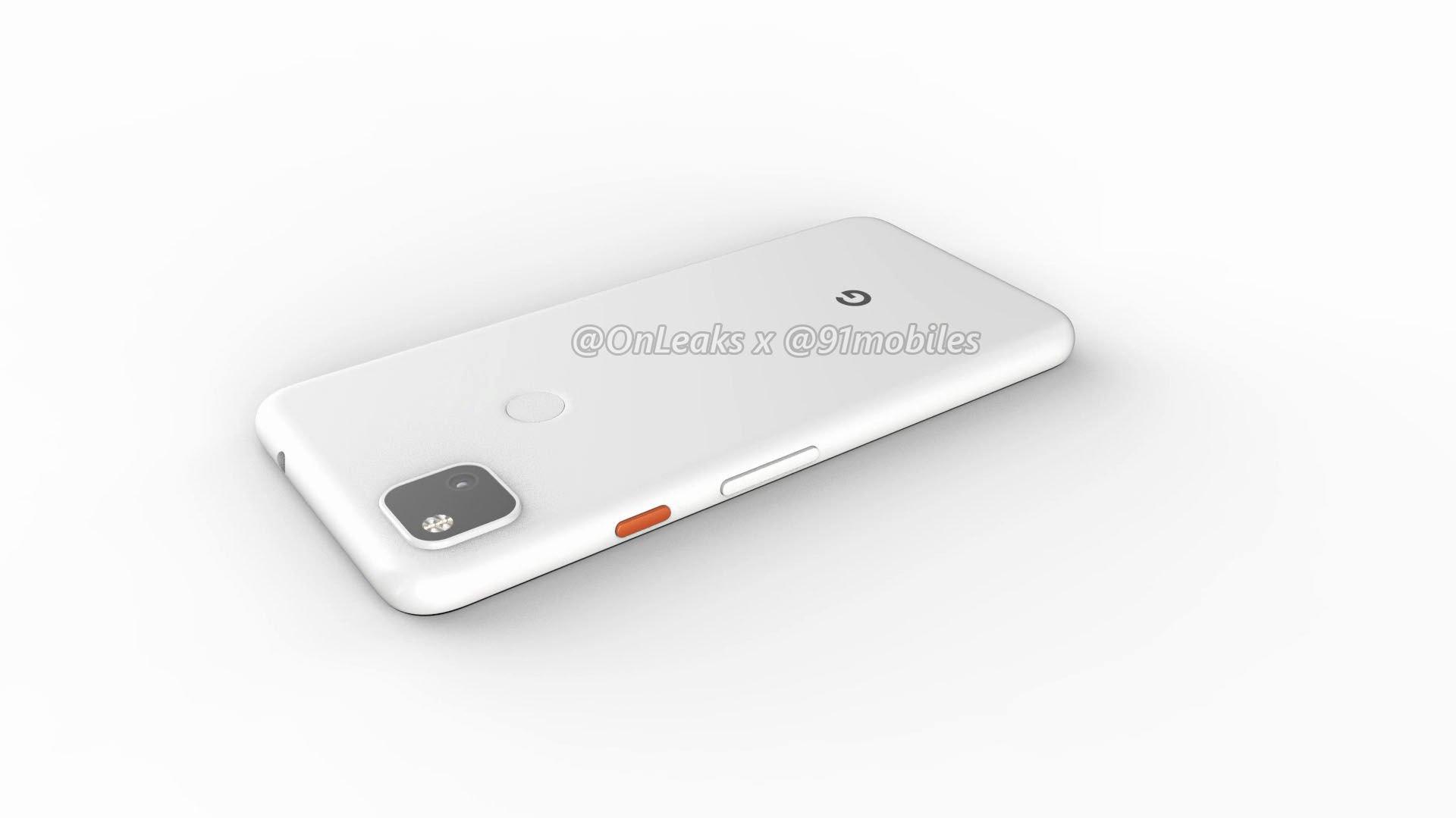Google Pixel 4a, Delikli Ekranıyla Sızdı