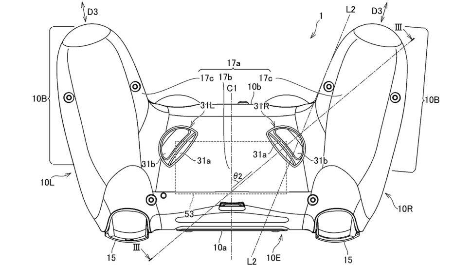 PS5 DualShock'a Arka Düğmeler Gelebilir