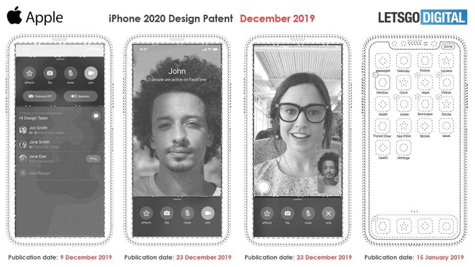 """2020'nin iPhone'u İçin Yeni """"Çentik İddiası"""""""