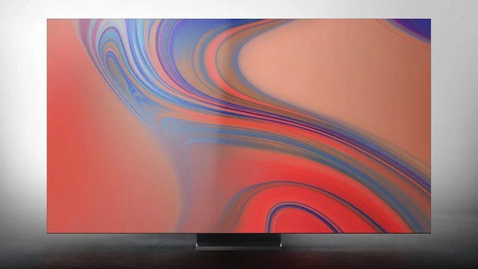 Samsung'tan Çerçevesiz 8K Televizyon