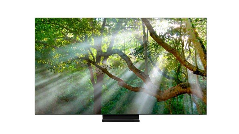 Samsung, 2020 QLED 8K TV'yi Tanıttı