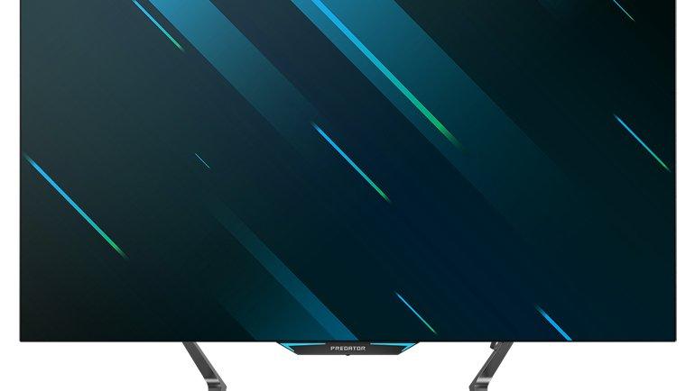 Predator X32 Oyuncu Monitörü: NVIDIA G-SYNC Ultimate ile Parlak Görüntüler