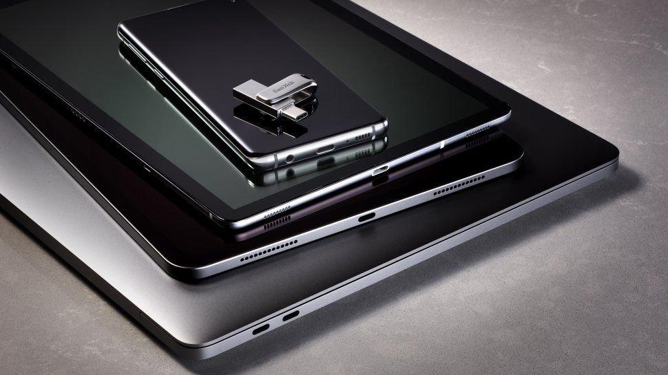 Sandisk'ten Cebe Sığan 8TB SSD