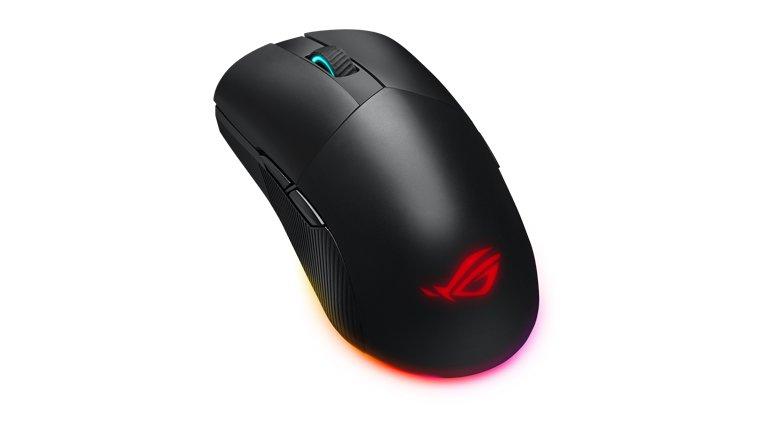 ROG Pugio II: Mekândan bağımsız oyuncular için kablosuz mouse