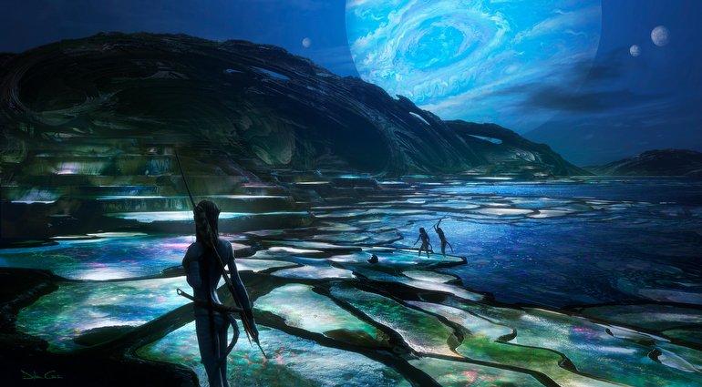 Yeni Avatar Filmleri, CES 2020'ye de Damgasını Vurdu!