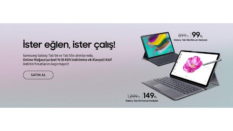 Samsung'dan Karne Dönemine Özel Kampanya!