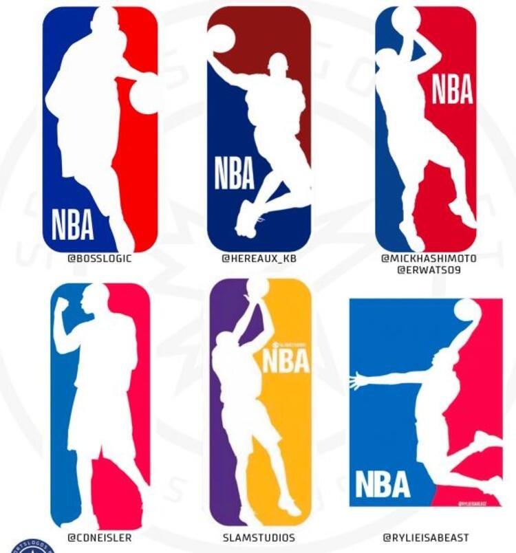 KOBE BRYANT İÇİN NBA LOGOSU TASARLANDI
