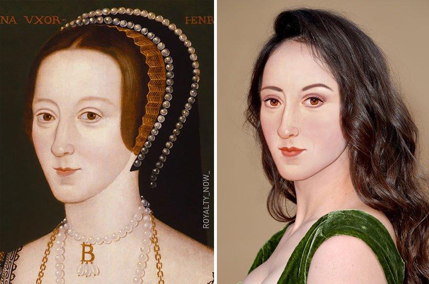 Şaşırtan canlandırma! Mona Lisa, Cengiz Han bugün yaşasa nasıl görünürdü?