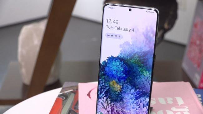 Samsung Galaxy S20 Ultra Tasarımı Nasıl?