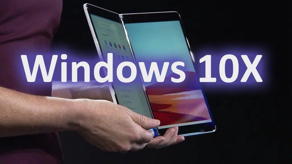 Windows 10X'ten hırsızlara geçit yok