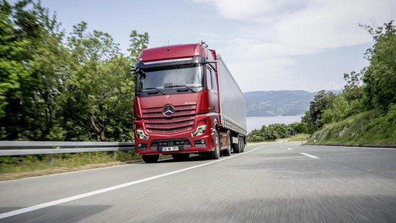 Mercedes-Benz Yeni Actros Türkiye'de! İşte Yeni Actros ve Özellikleri!