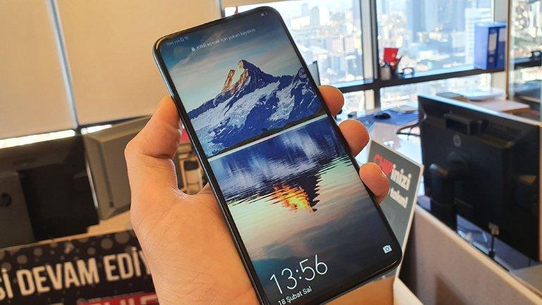 Huawei P Smart Pro Ekran Özellikleri Neler?