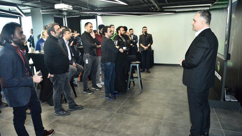 Monster Notebook, İstanbul'da Yeni Genel Merkezine Taşındı