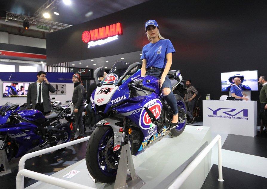 En yeni Yamaha modelleri