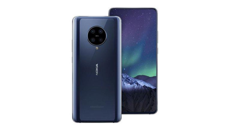 Nokia 9.2 Göründü! Nokia Yeni Telefonuyla Kamera Şovu Yapacak!