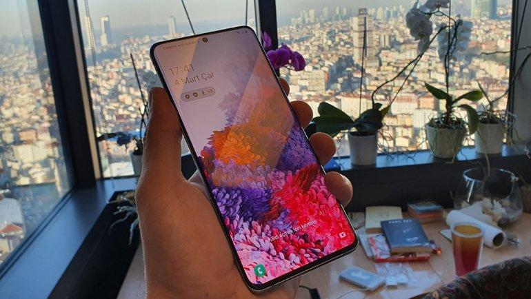 Samsung Galaxy S20 Plus Teknik Özellikleri