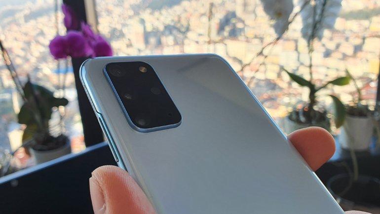Samsung Galaxy S20 Kamera Özellikleri