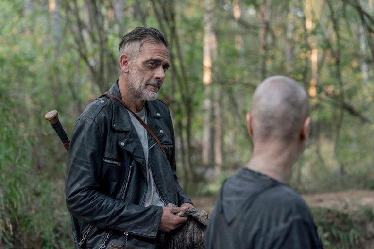 The Walking Dead Tarihinde Kötü Bir İlk