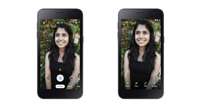 Google, Yeni Uygulaması Camera Go'yu Duyurdu