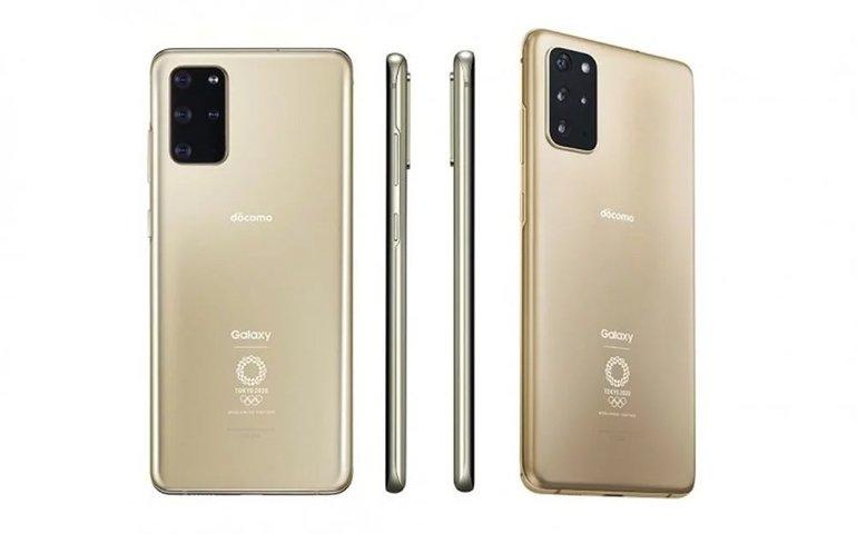 Samsung'dan Çok Özel Bir Galaxy S20+ Modeli Daha Geldi