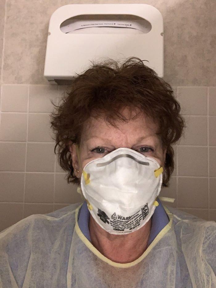 Acının izi yüzlerinde! Corona Virüs doktorlarından şaşırtıcı paylaşımlar...